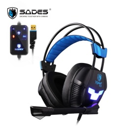 AURICULAR GAMER SADES XPOWER PLUS