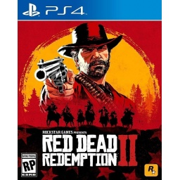JUEGO P/ PS4 RED DEAD REDEMPTION II
