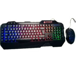 COMBO MOUSE Y TECLADO GAMING RIPCOLOR