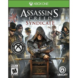 JUEGO ASSASSIN'S CREED SYNDICATE P/ XBOX ONE