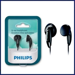 AURICULAR PHILIPS 3.5 MP3/IPOD/CD  SHE1350