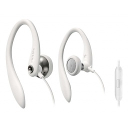 AURICULAR PHILIPS IN EAR LINEA ACTION FIT SHS3305 WHITE