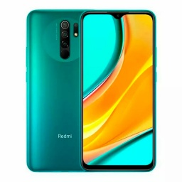CEL XIAOMI REDMI 9 64GB GREEN