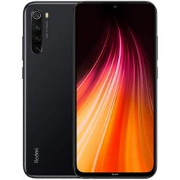 CEL XIAOMI REDMI NOTE 8 64GB BLACK