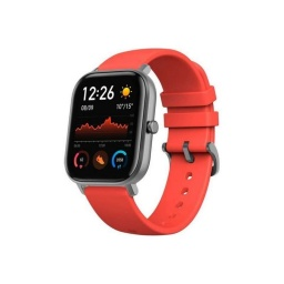 RELOJ AMAZFIT GTS  VERMILLION ORANGE