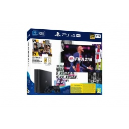 CONSOLA PS4 SONY 1TB FIFA 2021 BUNDLE