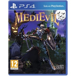 JUEGO P/ PS4 MEDIEVIL REMASTERED
