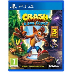 JUEGO P/ PS4 CRASH BANDICOOT 2.0