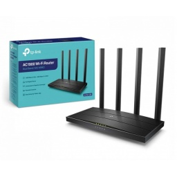 ROUTER TP-LINK WIRELESS ARCHER C80 DUAL BAND AC1900
