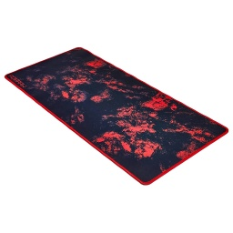 MOUSE PAD GAMING WARRIOR ROJO AC301