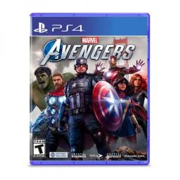 JUEGO P/ PS4 MARVEL AVENGERS